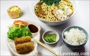 02 nouilles hakata ramen restaurant japonais lyon Hakata Ramen