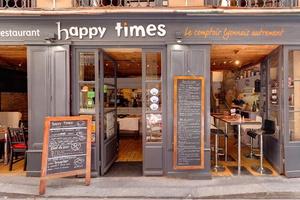 001 Happy Times Le Comptoir Lyonnais Autrement restaurant Lyon Happy Times Le Comptoir Lyonnais Autrement