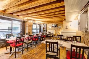 006 salle Happy Times Le Comptoir Lyonnais Autrement restaurant Lyon Happy Times Le Comptoir Lyonnais Autrement
