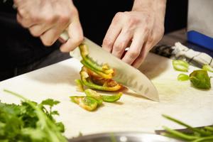02 Hemingway s cuisine couteau legume Hemingway's