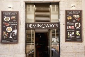 03 Hemingway s enseigne devanture canailles Hemingway's