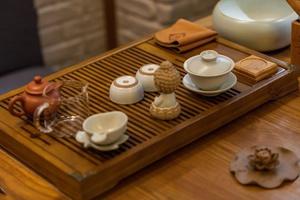 002 hua yuan xuan restaurant traditionnel chinois lyon han shi chao salon de the HUA YUAN XUAN