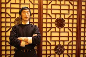 003 hua yuan xuan restaurant traditionnel chinois lyon han shi chao portrait  HUA YUAN XUAN