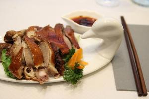 005 hua yuan xuan restaurant lyon canard laque selection  HUA YUAN XUAN