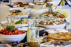 03 Ibis Kitchen Part Dieu Restaurant Lyon buffet Ibis Kitchen Part-Dieu