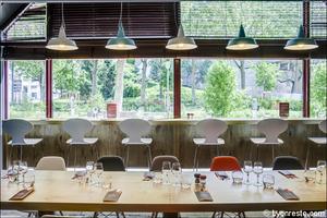 17 Ibis Kitchen Part Dieu Restaurant Lyon salle Ibis Kitchen Part-Dieu