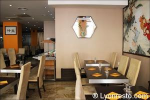 8 salle corner restaurant lyon chinois jardin du bambou Jardin du Bambou