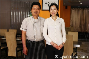 9 chef equipe restaurant lyon chinois jardin du bambou Jardin du Bambou