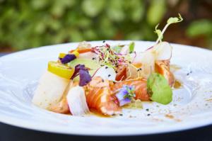 Le restaurant Jardin du Pré Fleuri à 69100 Villeurbanne recommandé