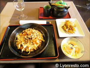 031 kiozen restaurant lyon okonom miyaki selection  Kiozen