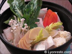 04 fondue kiozen restaurant lyon selection Kiozen