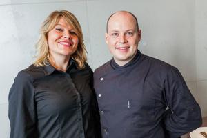 007 KOS I restaurant Lyon Vaise gastronomique equipe selection KOS-I