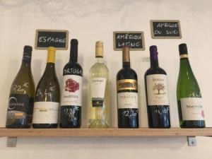 02 vin assiette autour du vin lyonresto restaurant bar a vin Lyon  L'Assiette autour du Vin