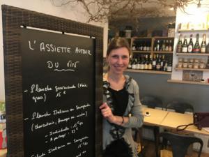 05 restaurant  L'Assiette autour du Vin