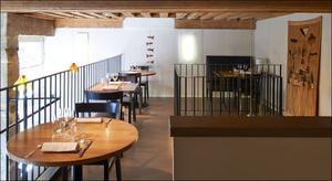 7 salle mezzanine restaurant atelier augustins lyon L'Atelier des Augustins