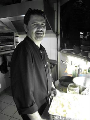 62 L Auberge le Baladin Portrait Cuisinier  L'Auberge le Baladin