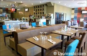 3 salle restaurant l endroit brignais L'Endroit - Brignais