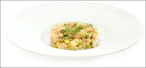 4 tartare plat restaurant l endroit lyon cite internationale selection L'Endroit - Cité Internationale