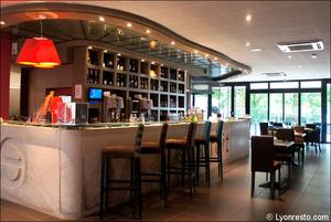 5 comptoir bar restaurant l endroit lyon cite internationale L'Endroit - Cité Internationale