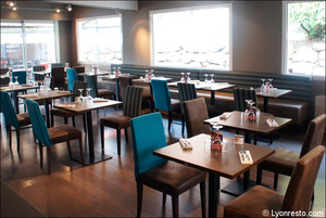 1 salle restaurant l arbresle L'Endroit - l'Arbresle