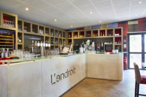 002 L endroit bourgoin restaurant brasserie Lyonresto L'endroit Bourgoin