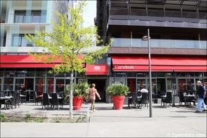 4 terrasse facade restaurant brasserie l endroit confluence L'Endroit Confluence