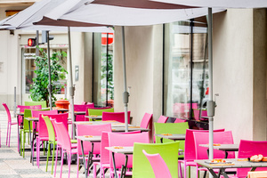002 Esprit Bistrot Garibaldi Lyon restaurant terrasse L'Esprit Bistrot Garibaldi