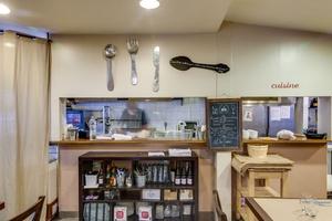008 L Esprit Bistrot Vaise restaurant Lyon cuisine ouverte L'Esprit Bistrot Vaise