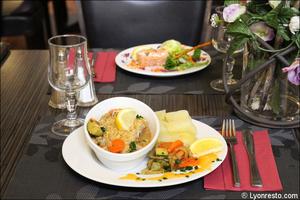 002 poisson plat restaurant essentiel lyon L'Essentiel