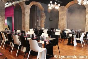 2 salle voutes restaurant italien pizzeria officina lyon L'Officina