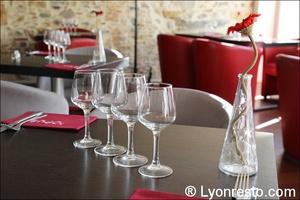 07 table ambiance opus terreaux lyon restaurant L'Opus