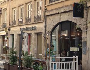 001 La Bijouterie restaurant Lyon devanture La Bijouterie