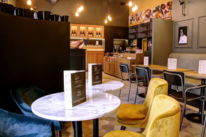 3 La Boutique  Nos Bons Plats restaurant La Boutique - Nos Bons Plats
