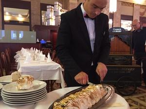 03 La Brasserie Georges restaurant Lyon lyonresto  La Brasserie Georges