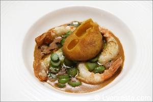 Photo  03-langoustine-restaurant-brunoise-villeurbanne.jpg La Brunoise