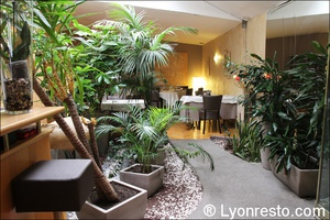 Photo  093-verdure-deco-restaurant-brunoise-villeurbanne.jpg La Brunoise