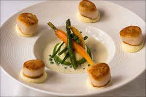 Restaurant Gastronomique Charpennes