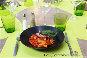 Photo  04-pates-plat-restaurant-la-cantina-italien-pizzeria-saint-priest.jpg La Cantina