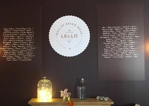 04 deco restaurant selection la cantina de Lello Lyon La Cantina de Lello