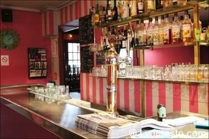001 bar comptoir restaurant conciergerie lyon La Conciergerie