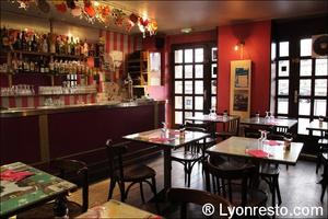 003 salle resto restaurant conciergerie lyon La Conciergerie