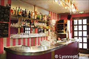 005 comptoir restaurant conciergerie lyon La Conciergerie