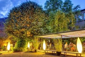 007 La Cour des Miracles Lyon Restaurant Terrasse La Cour des Miracles