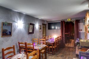3 salle restaurant Lyon Vaise la Cour des Miracles La Cour des Miracles