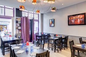 004 La Crepe rit Restaurant Lyon place carnot crepe salle La Crêpe'rit