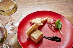 03 la fabryk entree foie gras La Fabryk
