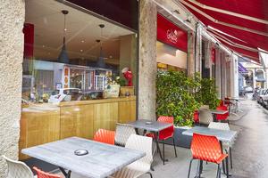 001 La Goutte bar a vin Lyon restaurant Lyonresto terrasse La Goutte