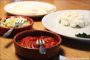 Photo  94-assiettes-restaurant-bar-a-vin-tapas-la-goutte-lyon.jpg La Goutte