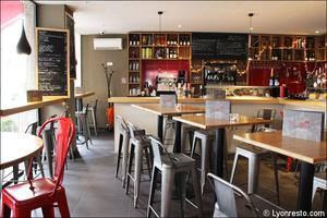 Le restaurant La Goutte à 69001 Lyon recommandé