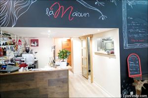 comptoir La Maioun